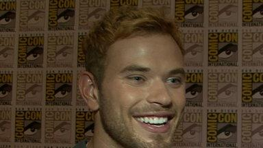 Comic-Con 2011: Kellan Lutz - 'It Was Really Cool' Being in 'Immortals'