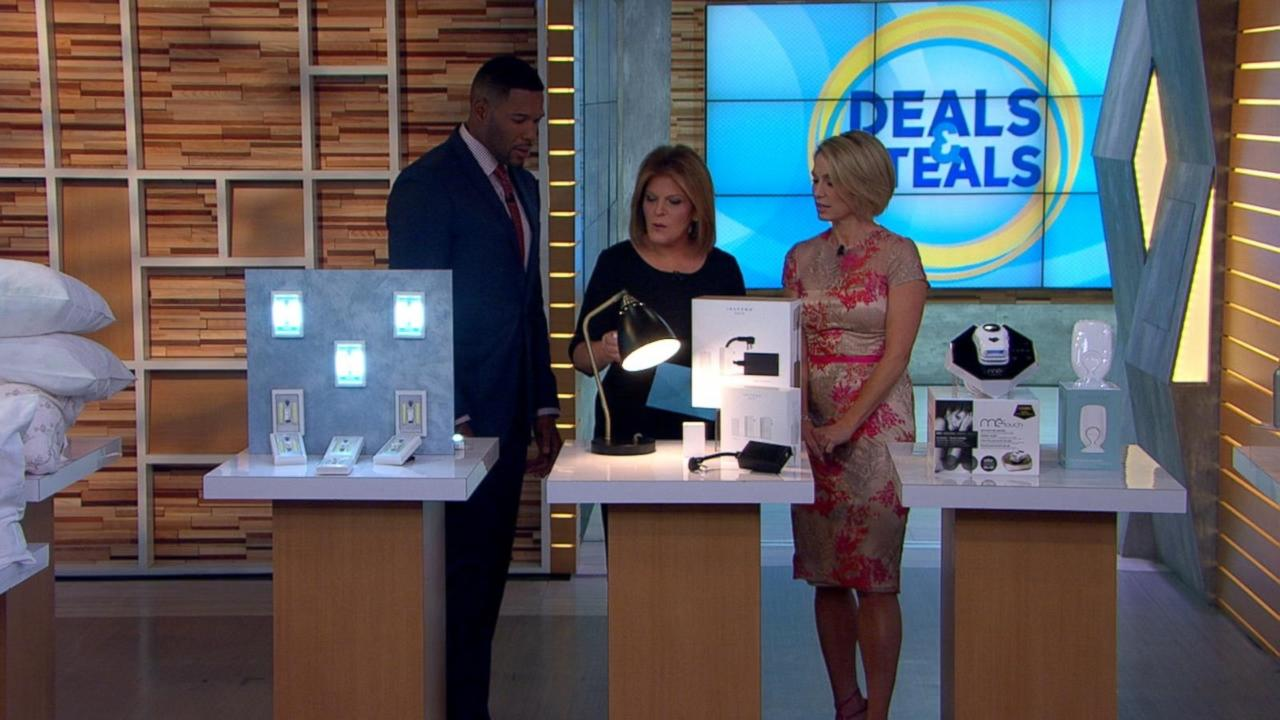 'GMA' Deals and Steals on Home and Beauty Products
