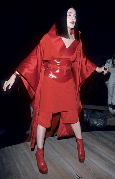 Madonna goes avant garde in 1999