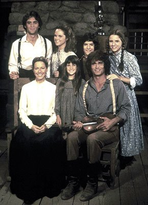 Linwood Boomer, Melissa Sue Anderson, Matthew Laborteaux, Melissa Gilbert, Michael Landon, Lindsay Greenbush/Sidney Greenbush, Karen Grassle 'Little House on the Prairie' on TV Land