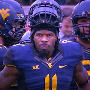 Official West Virginia wide receiver Kevin White highlights