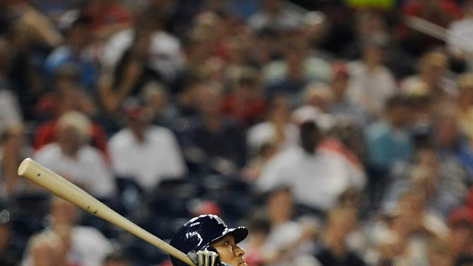 Tampa Bay Rays v Washington Nationals
