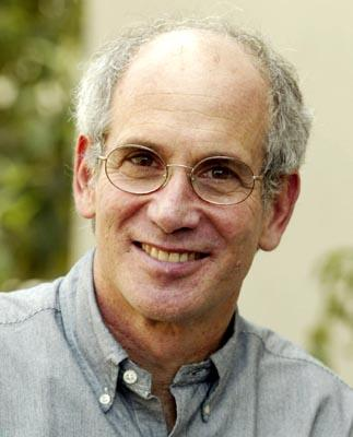 Writer Louis Sachar in Disney's Holes