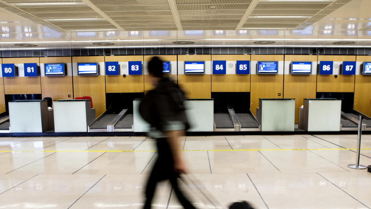 Strike over EU plan disrupts European flights
