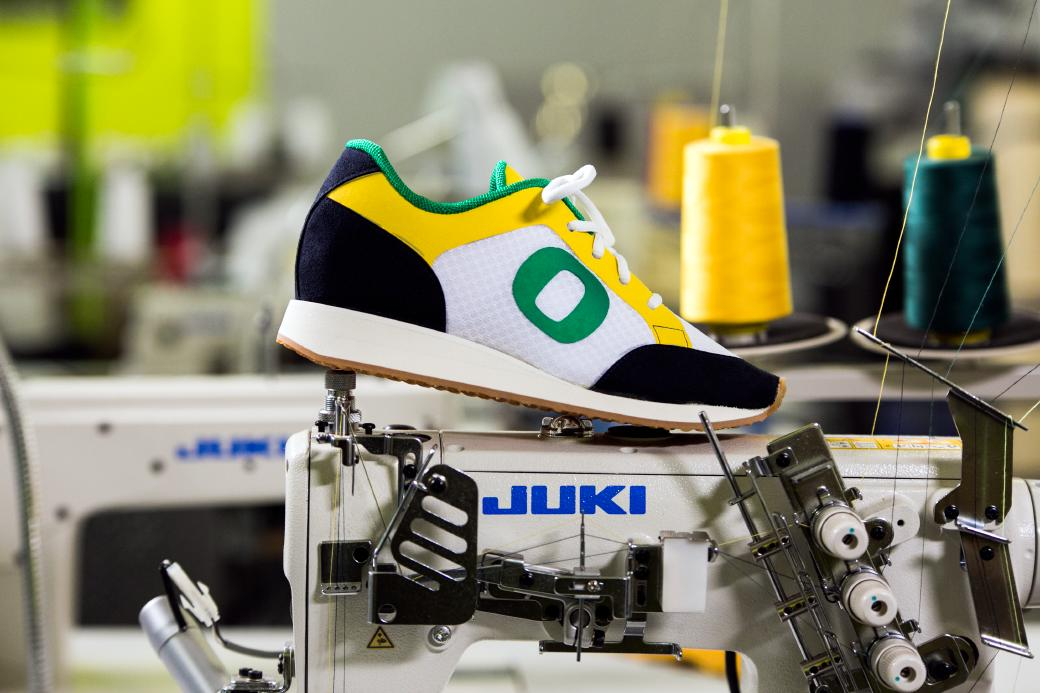 I Learned How to Make Sneakers in One Week