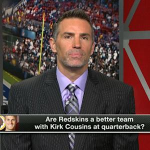 Warner: Washington Redskins QB Kirk Cousins a better fit for Jay Gruden's offense