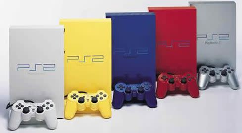PlayStation 2 Released 15 Years Ago Today