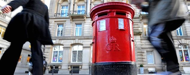 Spate of letter-box thefts puts Britain on watch