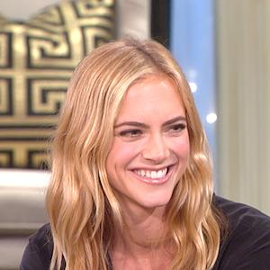 The Talk - Emily Wickersham Talks 'NCIS'