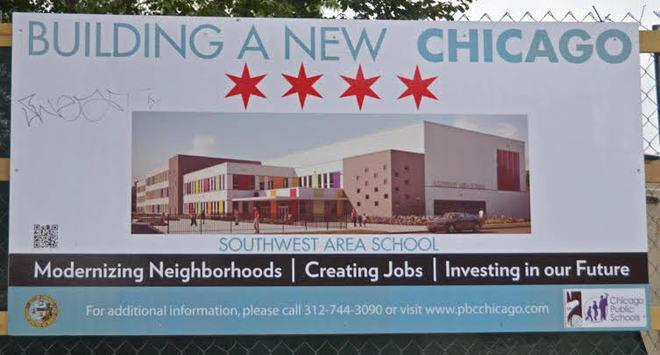 Construction Watch: Checking In on the Construction of the Southwest Area School