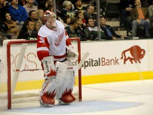 Detroit Red Wings: Should Jimmy Howard Start for the U.S. Olympic Team?