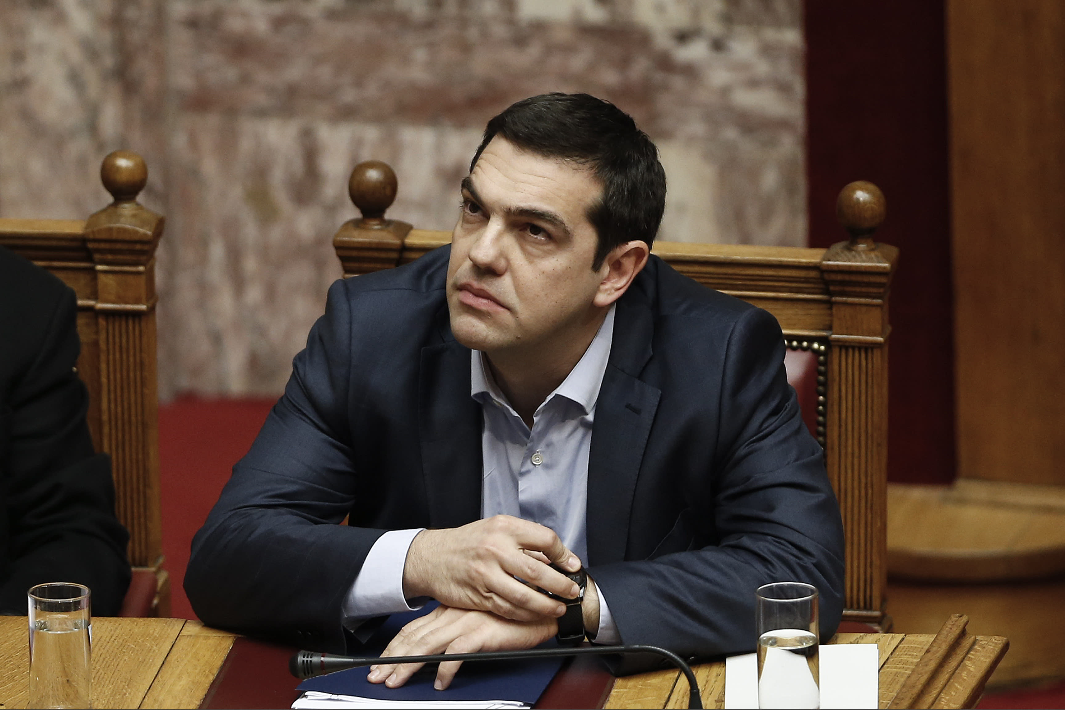 Greece disagrees with sanctions against Russia, Tsipras says