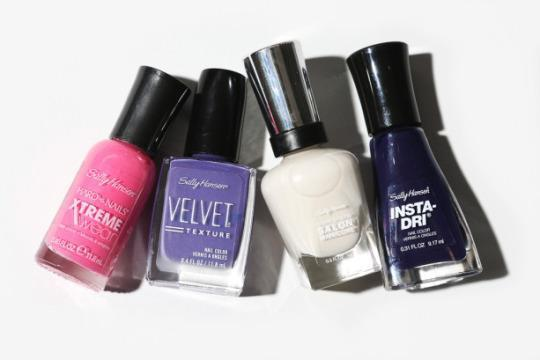 Nail Polishes Go Non-Toxic