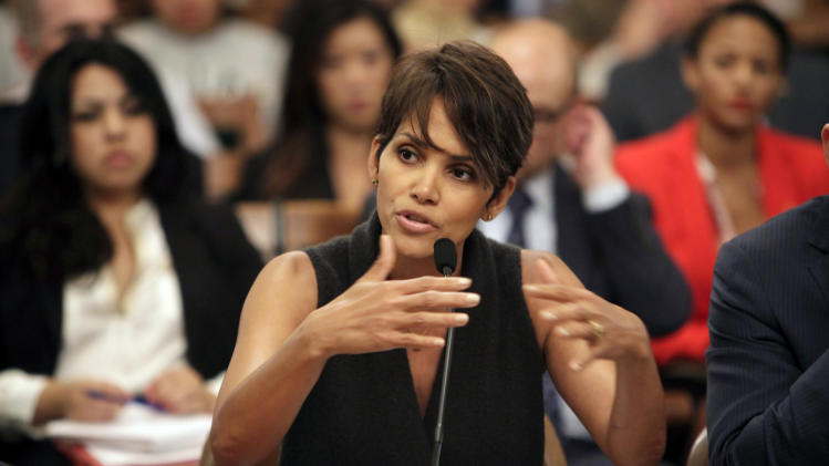 Halle Berry describes daughter's harassment terror