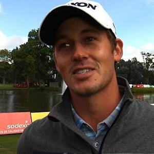 Andrew Putnam interview after Round 3 of Club Colombia Championship