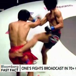 Mixed Martial Arts Is Ingrained in DNA of Asia: Cui