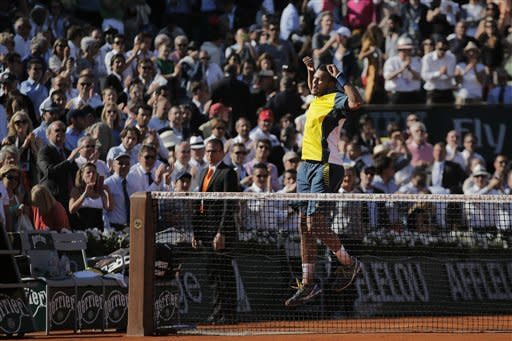 Nadal, Djokovic to meet in French Open semifinals