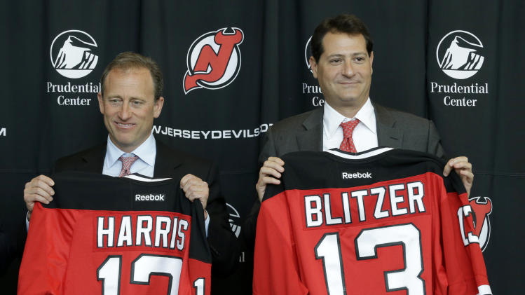 76ers owner Josh Harris buys New Jersey Devils