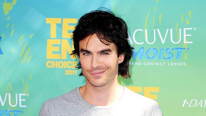 Ian Somerhalder Teen Choice Awards