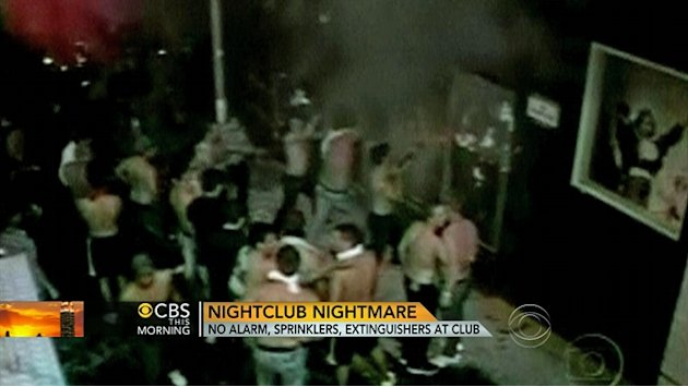 Brazilian nightclub nightmare:&nbsp;&hellip;