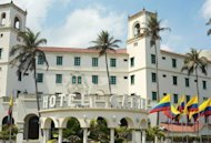 "A general view of the Hotel Caribe in Cartagena, Colombia, where the US Secret Service scandal occurred. More agents will be forced out of the Secret Service as early as Thursday, a US lawmaker said, as the White House warned foes not to ""politicize"" the prostitution scandal blighting the agency"