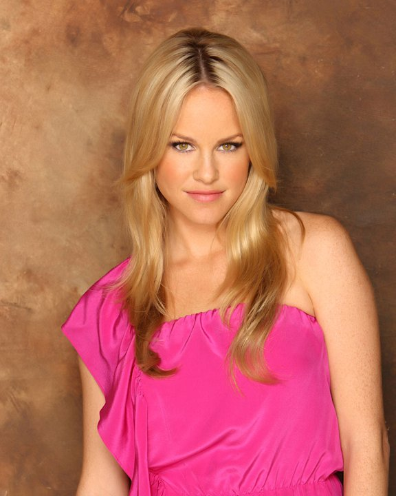 Julie Berman stars as Lulu Spencer on &quot;General Hospital.&quot; 
