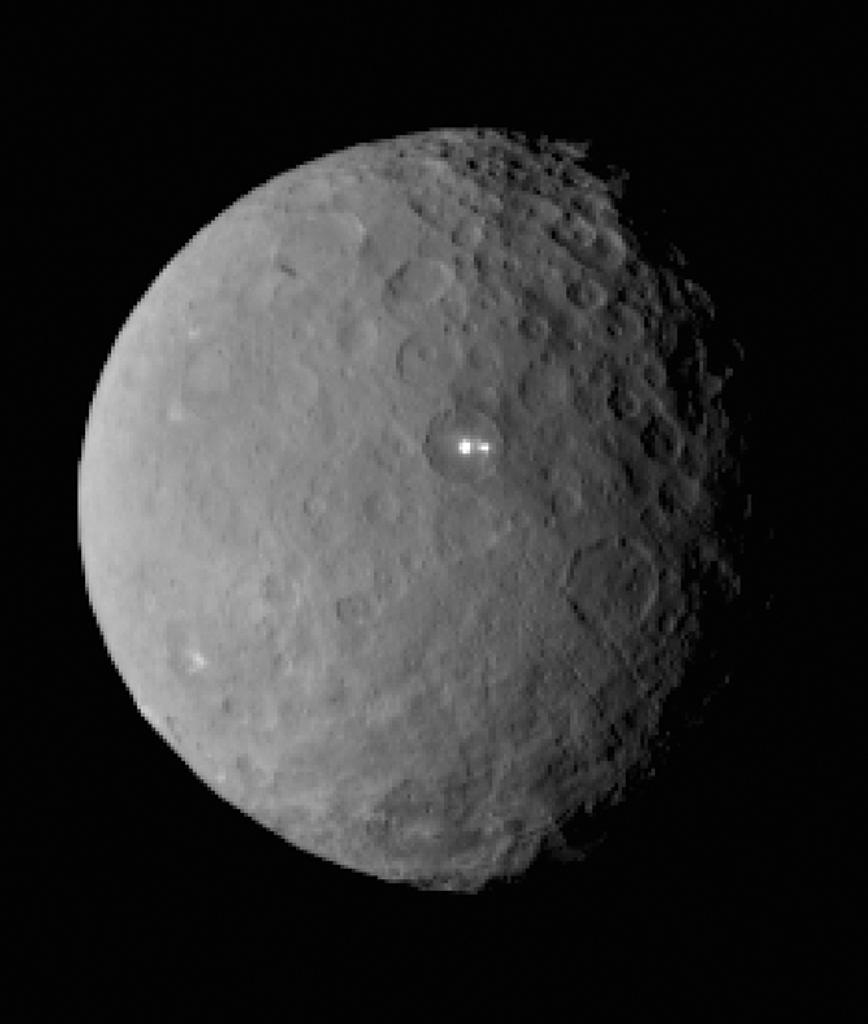 NASA spacecraft nears encounter with dwarf planet Ceres
