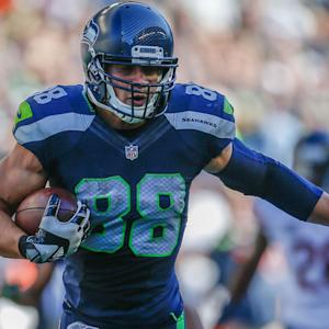 Should you sit Jimmy Graham in Week 5?