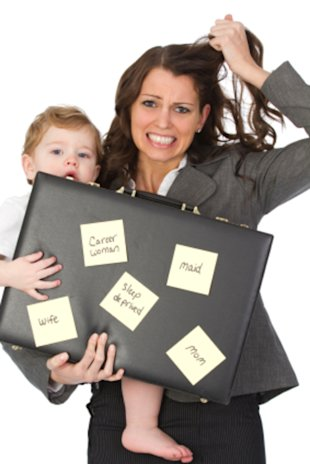 Can working moms do it all?