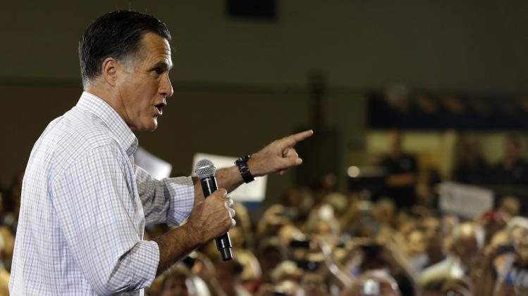 Who are Mitt Romney's 47 percent? A breakdown