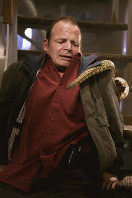 Mark Houghton in New Line's Snakes on a Plane