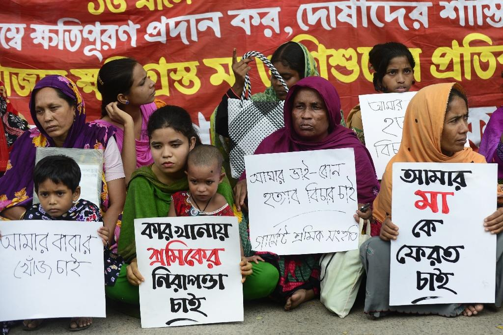 Bangladesh factory victims face $6 mn compensation shortfall