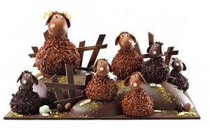 Easter Frolics: La Maison du Chocolat Unveils a Pastoral, Hand-Crafted Collection for Spring