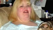Woman loses 282 pounds in three years