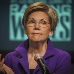 TPP: Warren Versus Zients. Warren Wins