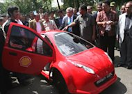 Mahasiswa USU Kembangkan Mobil Hemat Energi