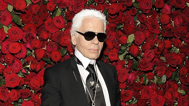 Karl Lagerfeld Museum Of Modern Art