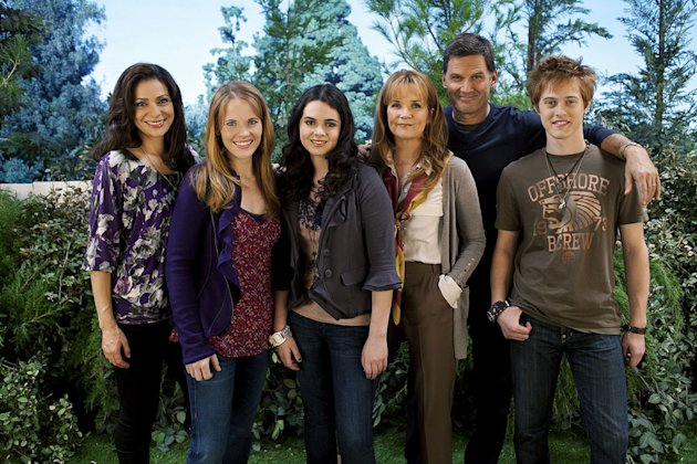 The cast of &quot;Switched at Birth.&quot; 