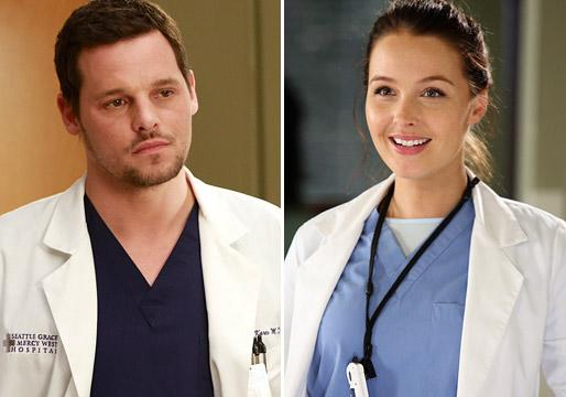 Grey's Anatomy's Camilla Luddington Endorses Alex-Jo Romance: 'I Hope I'm the One For Him'