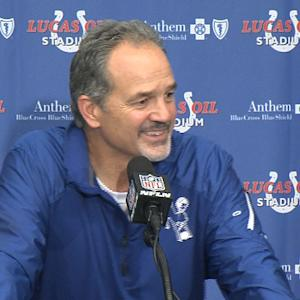 Indianapolis Colts postgame press conference
