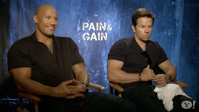 'Pain & Gain' Insider Access: '90s Fashion