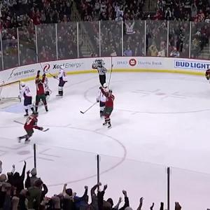 Suter's power-play goal