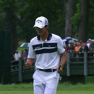 Danny Lee's triumphant playoff victory at The Greenbrier Classic