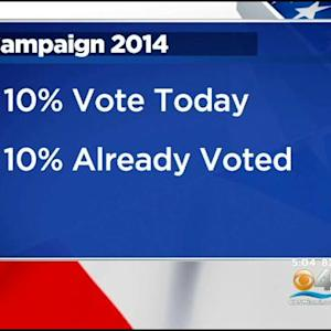 Light Turnout In Miami-Dade For Primary Election
