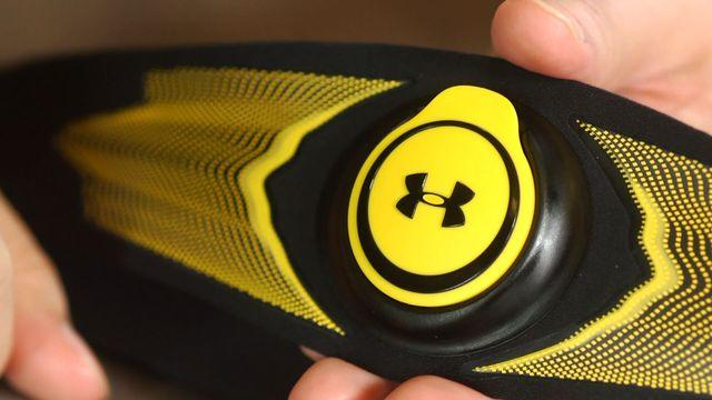 The Armour 39 fitness tracker is for exercise enthusiasts