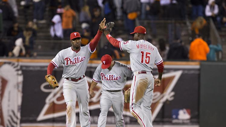 Philadelphia Phillies v San Francisco Giants
