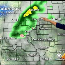 Thursday's Forecast: Wet Weather Continues
