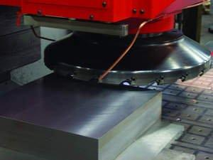 New Plate Mill Allows Diehl Steel to Custom Machine Large Footprint Steel Block