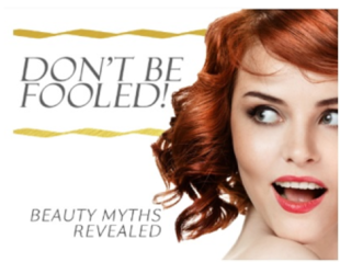 7 beauty myths