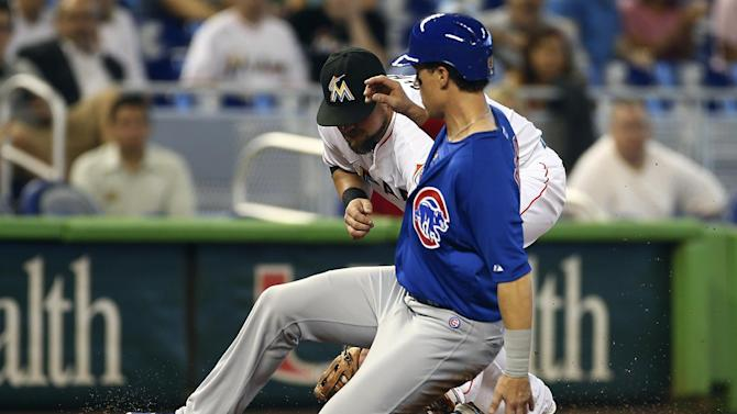 Arrieta pitches Cubs past Marlins 6-1